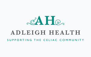 Adleigh Health logo design