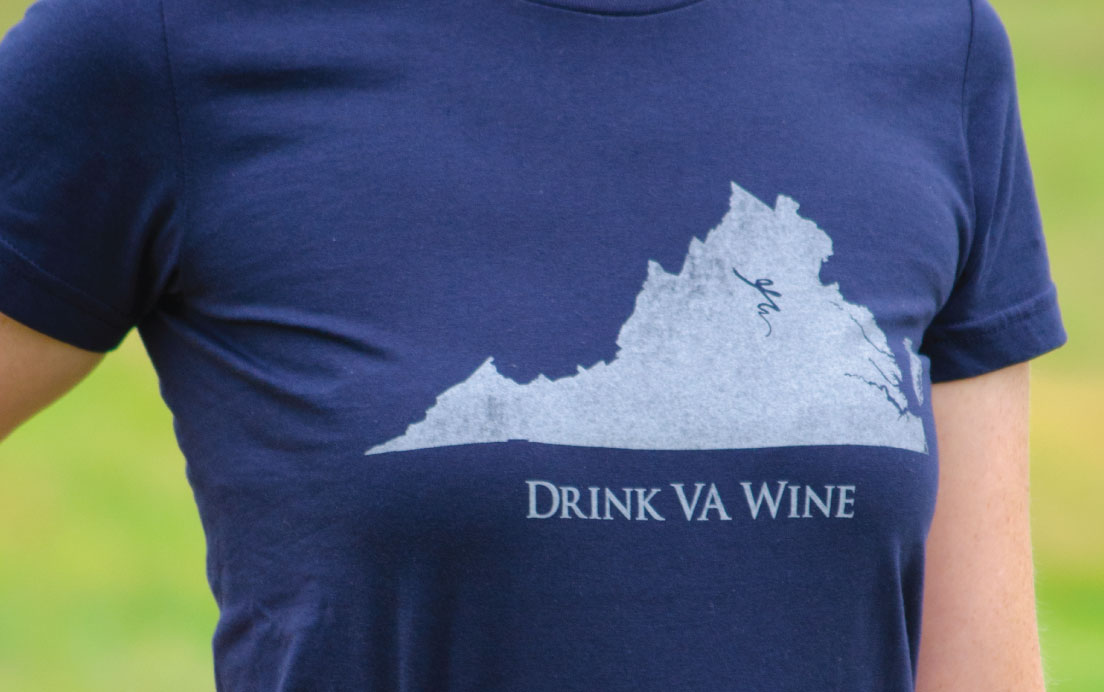 T-Shirt Design for Early Mountain Vineyards