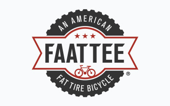 Logo Design  for Faattee Fat Tire Bicycles
