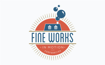 Logo Design  for Fine Works In Motion
