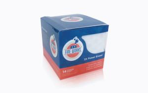 FineWorks packaging design