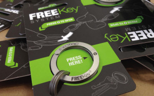 FreeKey packaging design