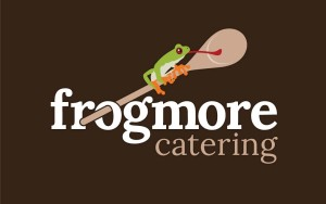 Frogmore Catering logo design