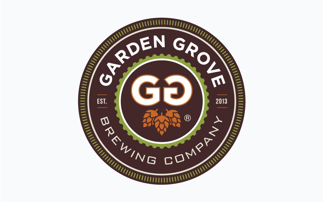 Logo Design for Garden Grove Brewery