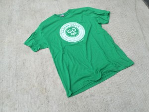 Garden Grove Brewing Company t-shirt