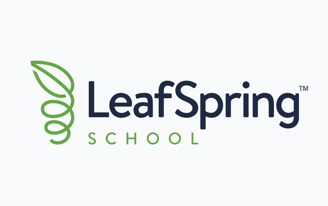 Logo Design for LeafSpring School