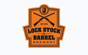 Lock Stock & Barrel Logo Design