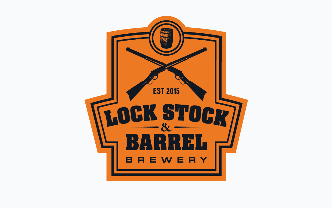 Logo Design for Lock Stock & Barrel