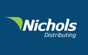 Nichols Distributing logo design