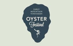 Oyster Festival logo design