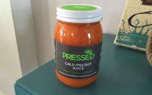 Pressed packaging design