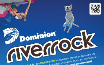 Print Ad  for Dominion Riverrock