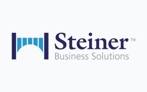 Steiner Business Solutions logo design