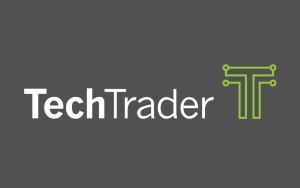 Tech Trader logo design