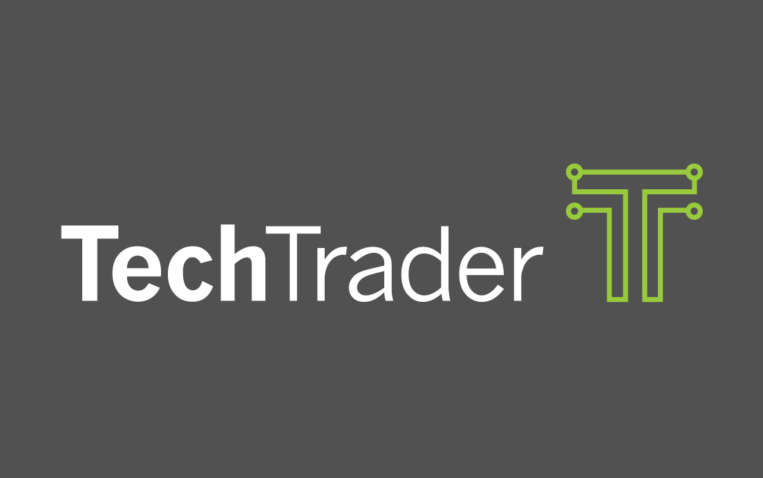 Logo Design for Tech Trader