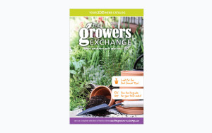 The Growers Exchange catalog design
