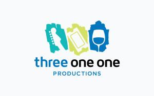 Three One One logo design