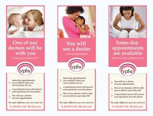 VPFW Print Ads