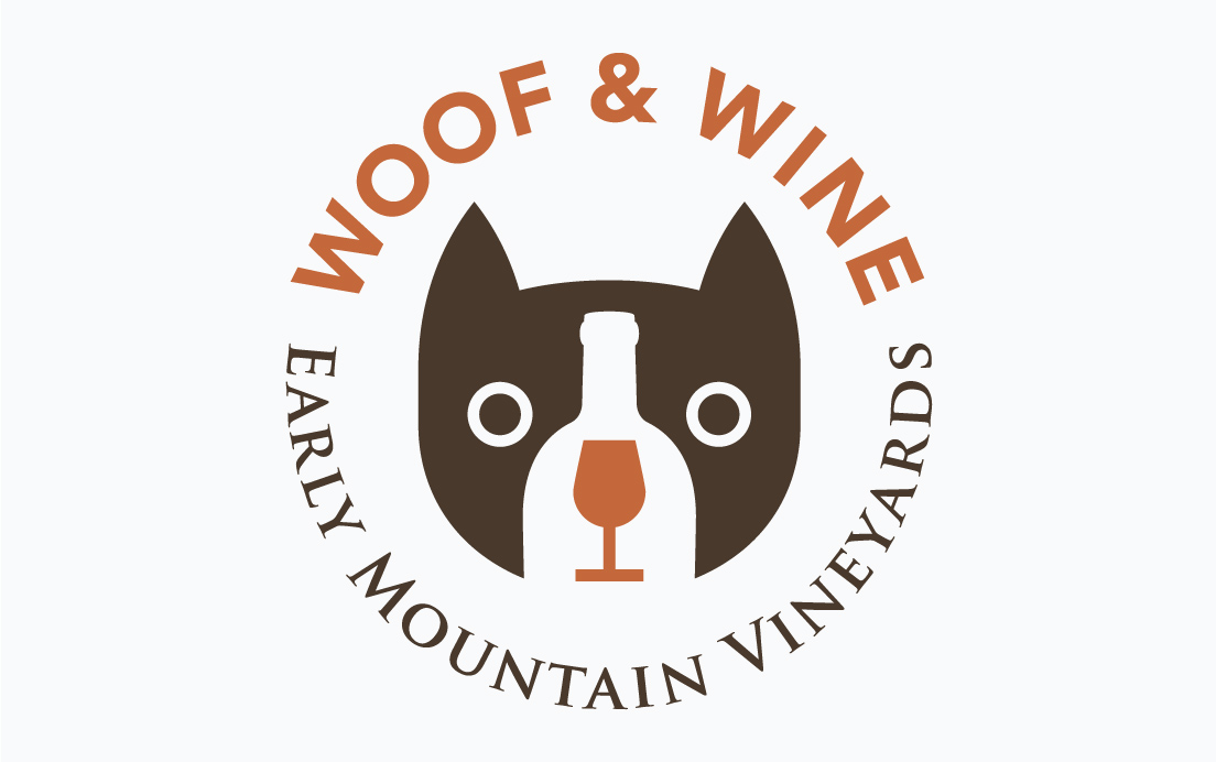 Logo Design for Early Mountian Vineyards