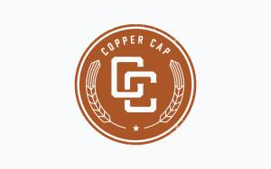 Copper Cap logo design