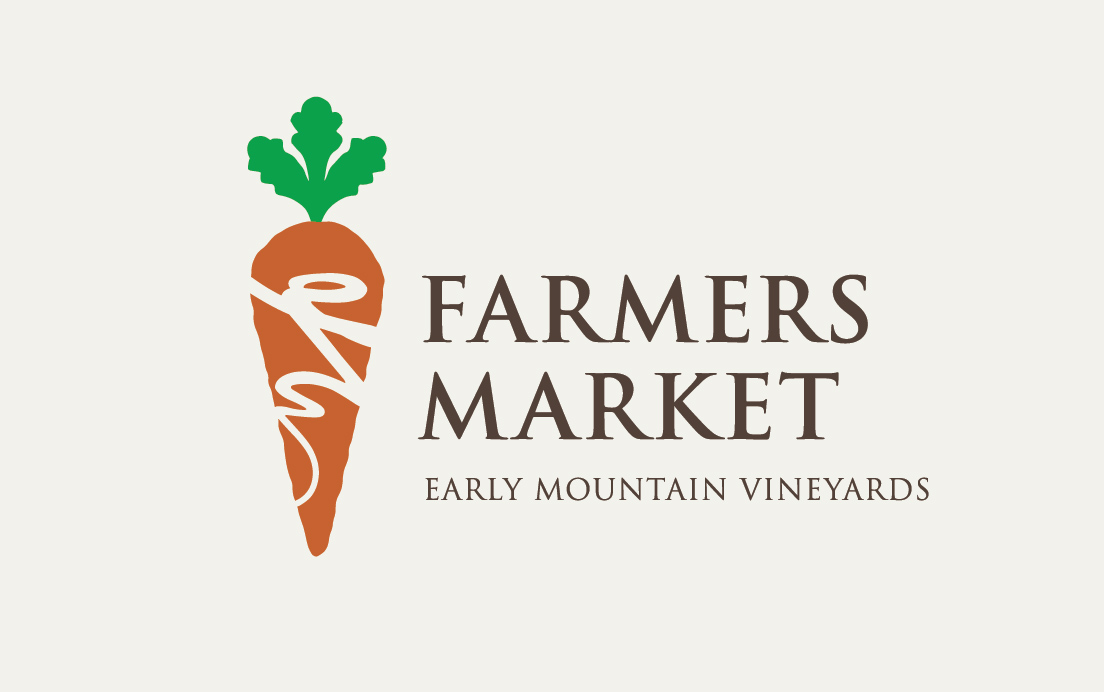 Logo Design for Early Mountain Vineyards