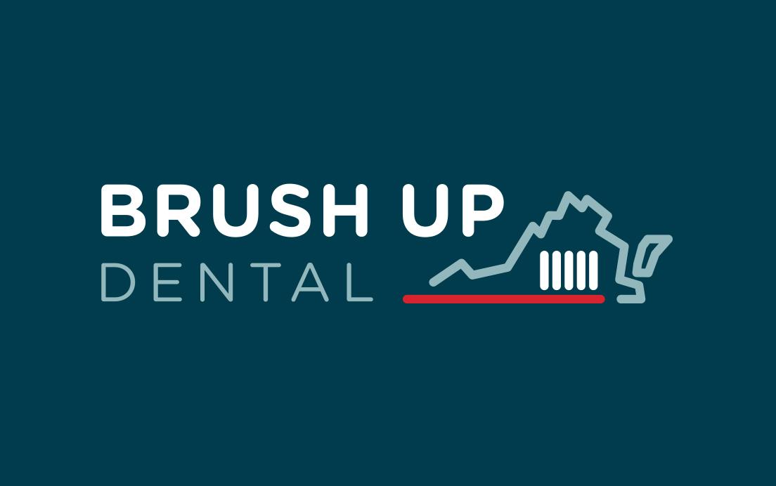 Logo Design for Brush Up Dental