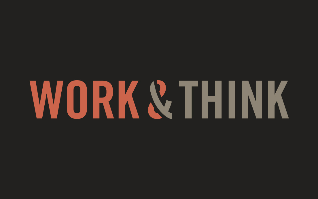 Logo Design for Work & Think