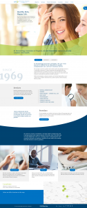 Dermatology Associates of Virginia Website Design