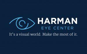 harman eye center logo
