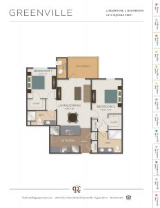 Charleston Ridge Floorplan