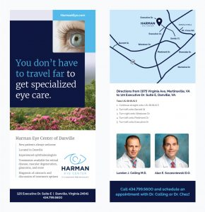 Harman Eye Center Brochure