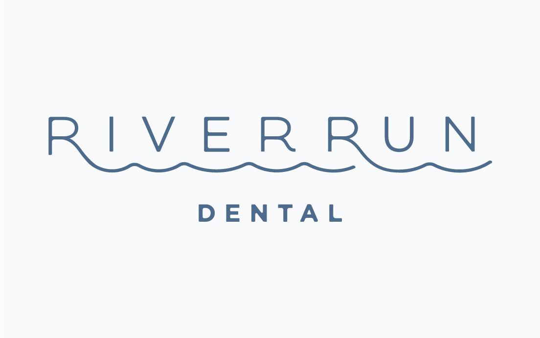 Logo Design for River Run Dental
