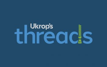 Logo Design  for Ukrop's Threads