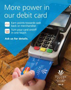 village bank poster