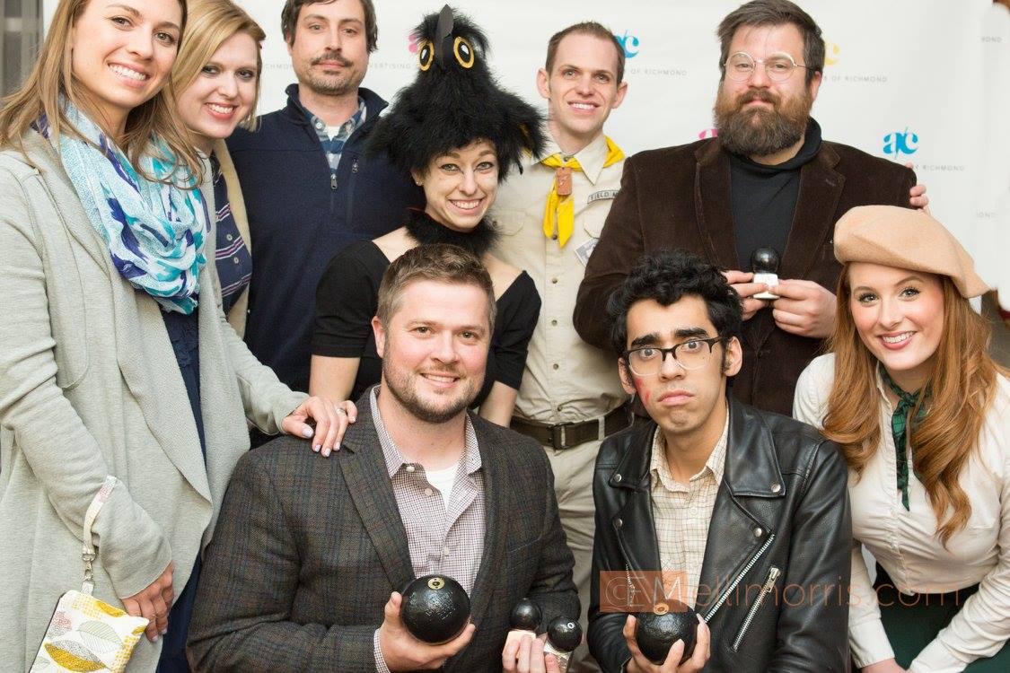 Richmond Show Team Photo
