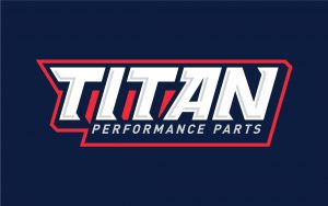 Titan Performance Parts Logo Design