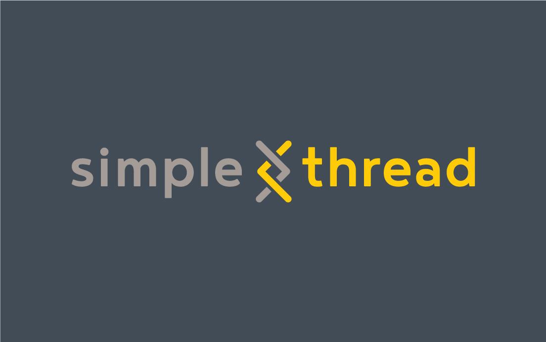 Logo Design for Simple Thread