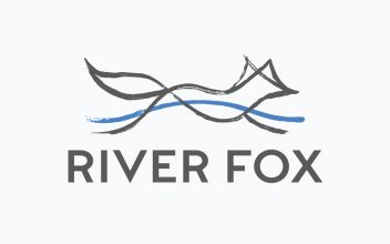 River Fox Logo