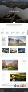 Timmons Group Website Design