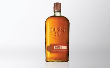 Packaging  for Copper Cap Distilling Company