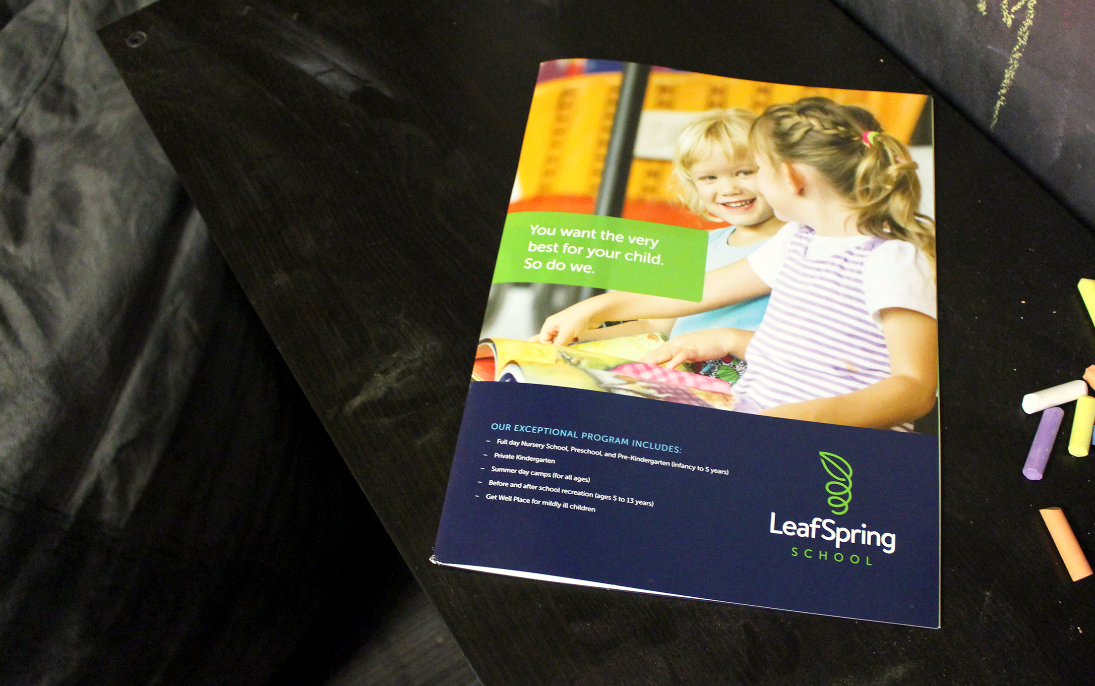 Inquiry Packet for LeafSpring School