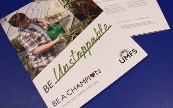 Capital Campaign Collateral  for UMFS