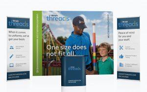 Ukrop's Threads Trade Show Design
