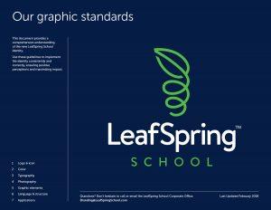 LeafSpring Brand Guidelines
