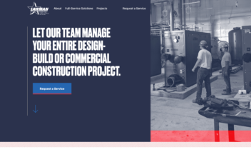 Website Design & Development  for Lawman