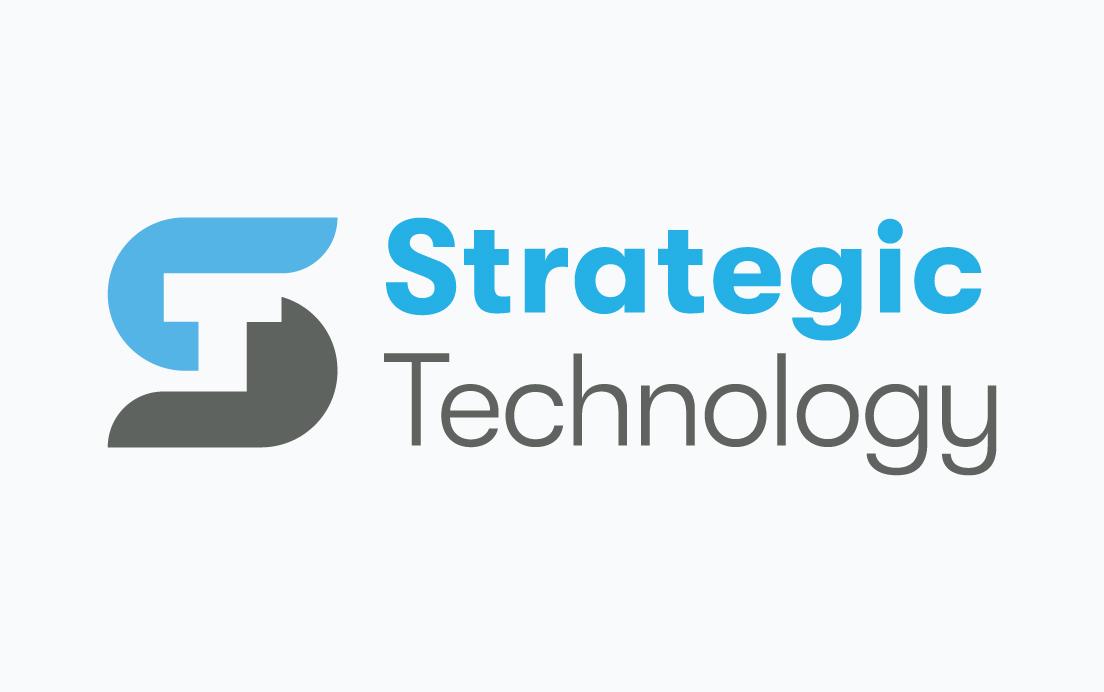 Logo Design for Strategic Technology